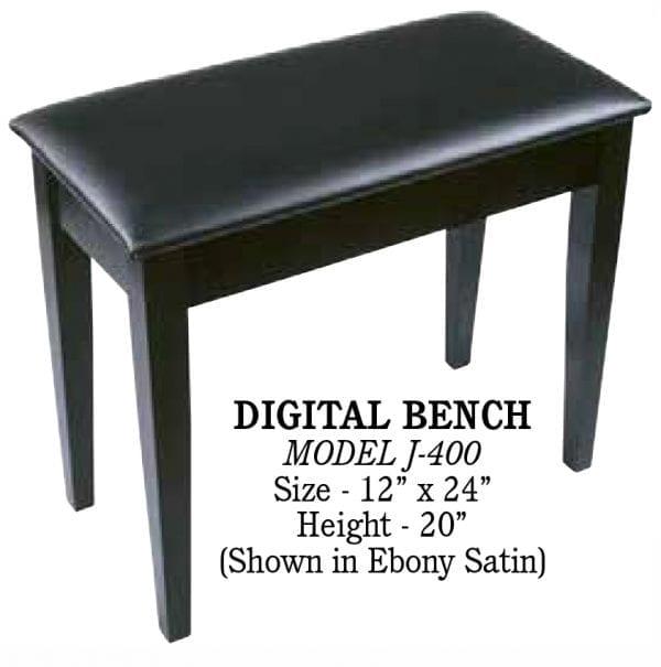 Jansen Digital Piano Bench