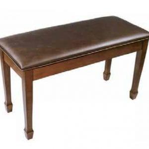 Jansen Upholstered Grand Piano Bench