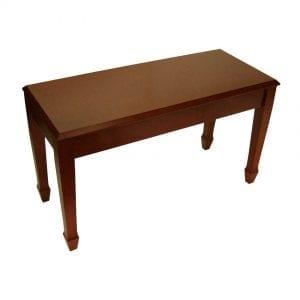 Jansen Grand Piano Bench Wood Top