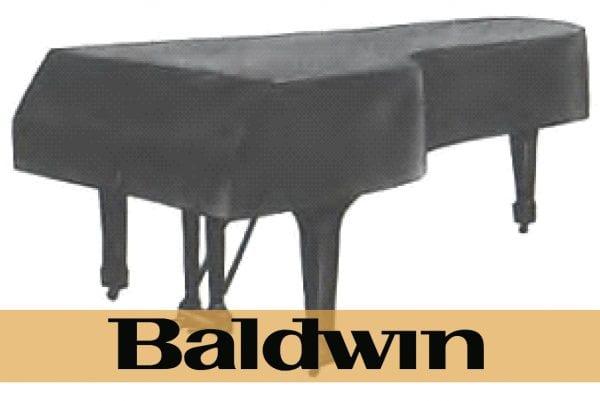 Baldwin Grand Piano Cover