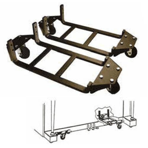 J4009 Standard Duty Upright Dollies