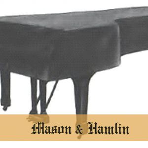 Mason & Hamlin Grand Piano Covers